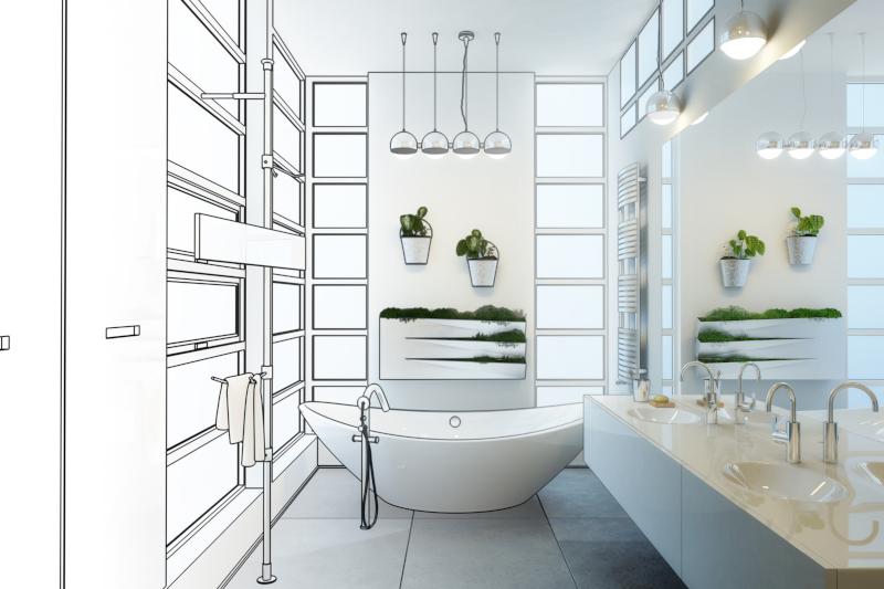 Bathroom renovation and planning