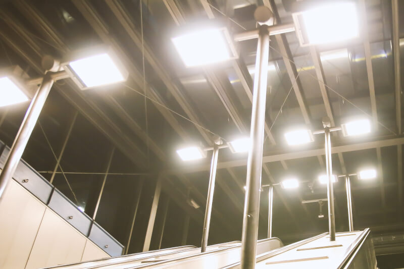 commercial lighting system